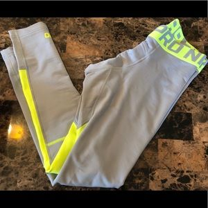 Nike Pro Hyperwarm Pant Tights